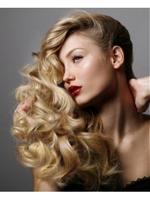 Extensii clip-on blond aluna