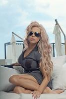 Extensii clip-on blond perla